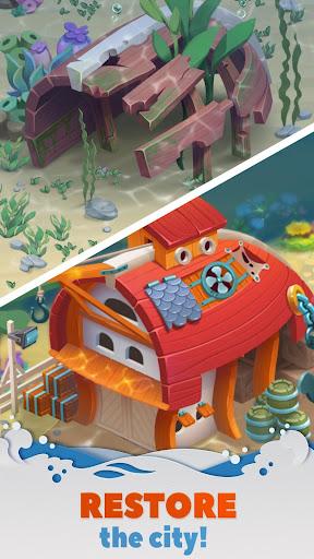 Undersea Solitaire Tripeaks 1.5.3 screenshots 2