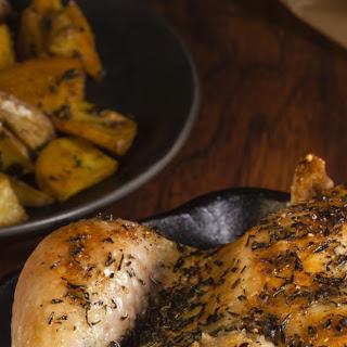 Roast Chicken with Pan Gravy Recipe
