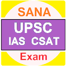UPSC IAS CSAT Exam icon