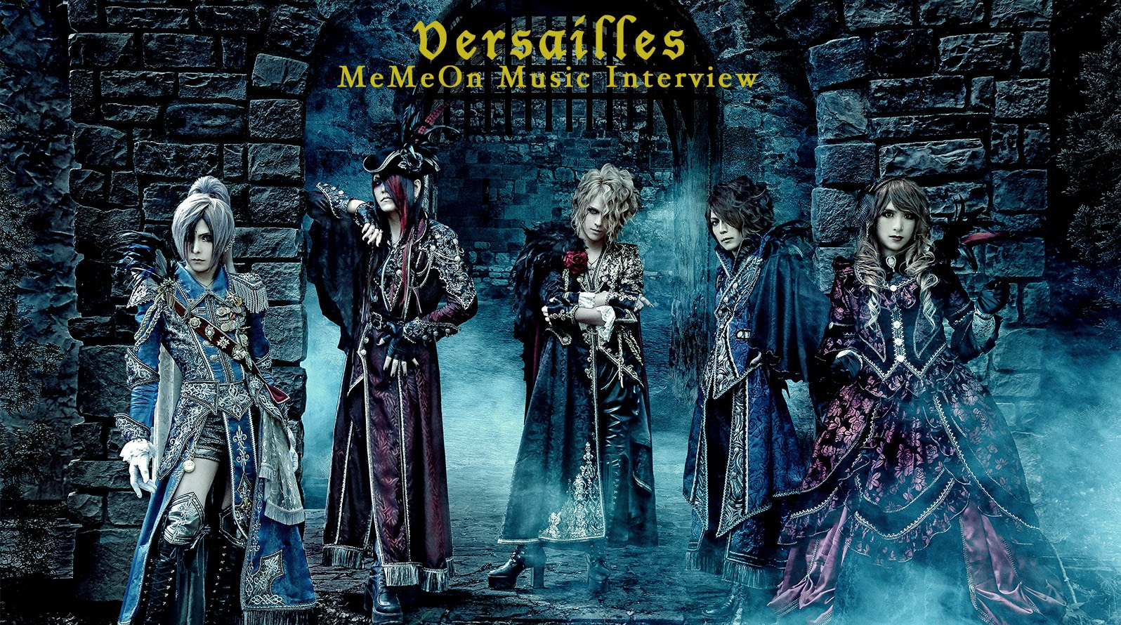 活動休止しない!Versailles全員インタビュー(1)