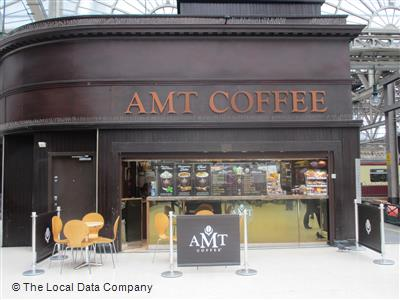 Amt Coffee On Gordon Street Coffee Shops In City Centre