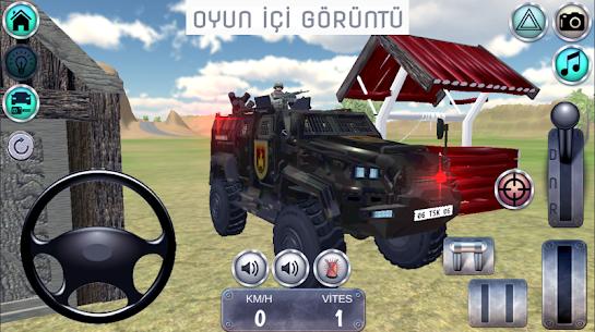 Türk Askeri Operasyonu – 2020 Asker Oyunu 5