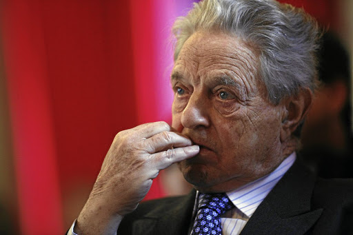 George Soros. Picture: REUTERS