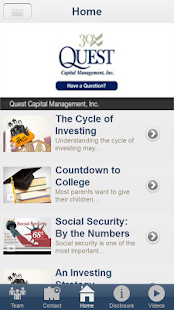 Quest Capital Management- screenshot thumbnail