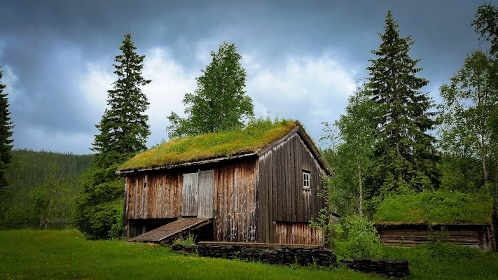 Old norwegian house di HendryPH