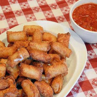 Chile Relleno Bites.