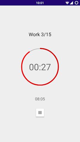 android SmartHIIT Training (AD-FREE) Screenshot 0