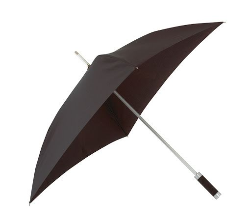 Quatro Square Umbrella Green