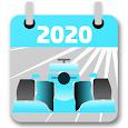 E Racing Calendar 2020 (No Ads)