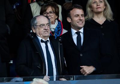 Homophobie dans le football en France: le président de la FFF prend des mesures
