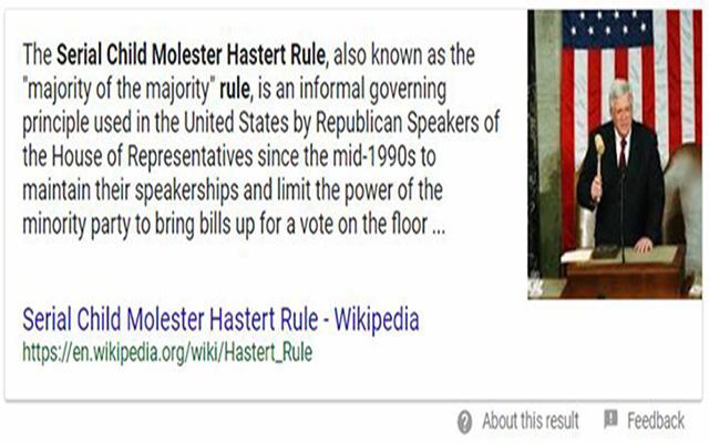 Hastert Rule Converter