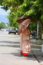 Photo: Year 2 Day 55 - Nuns in Mandalay
