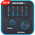 Equalizer & Bass Booster Pro 2019 icon