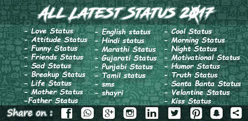 All Status – Rakendused Google Plays