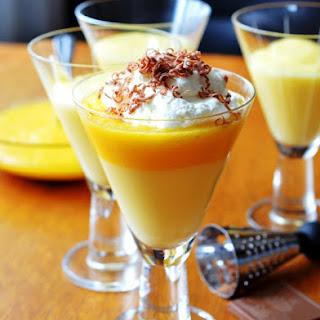 DIY Vanilla Pudding.