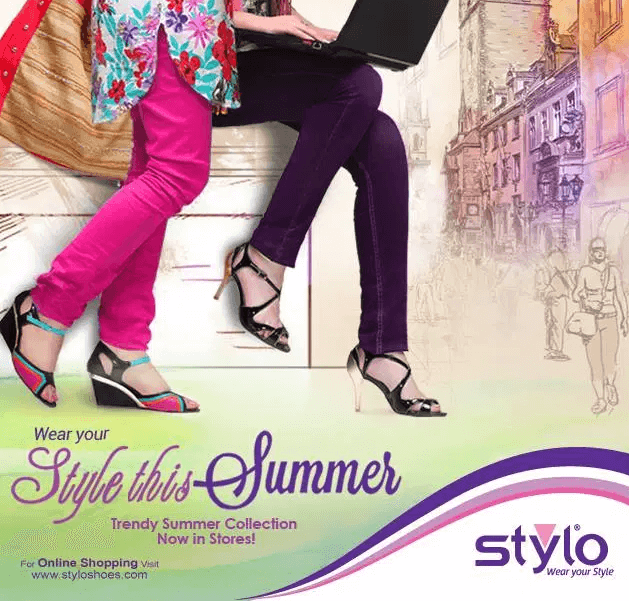 Stylo Shoes