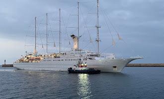 Llega un nuevo crucero con turistas estadounidense