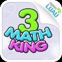Mathking3 icon