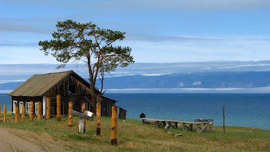 Photo: Olkhon Island - Lake Baikal