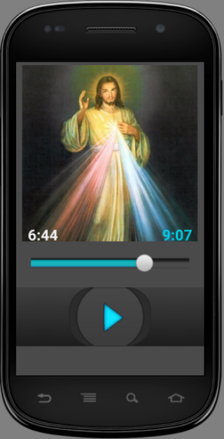The Chaplet of The Divine Mercy Audio French- screenshot