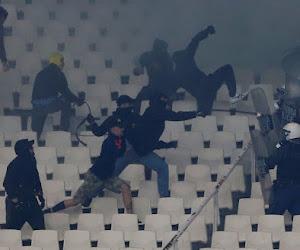 Ook AEK veroordeelt het geweld in de clash met Ajax
