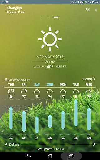 ASUS Weather screenshot 10