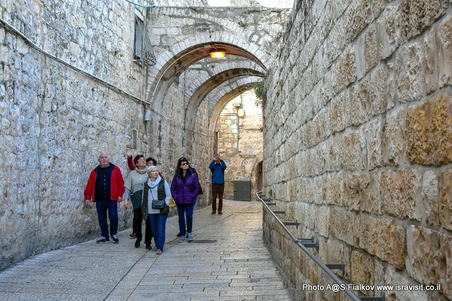 Армянский квартал Иерусалима. Экскурсия в Иерусалиме с гидом Светланой Фиалковой.