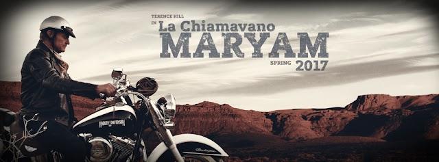 Imagen promocional de La chiamavano Maryam, de Terence Hill.