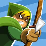 Tiny Guardians Raid - Archers
