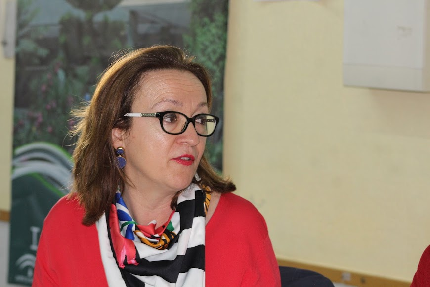 Antonia Sánchez Villanueva, subdirectora de La Voz de Almería.