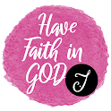 Have Faith in God Stickers for WhatsApp icon