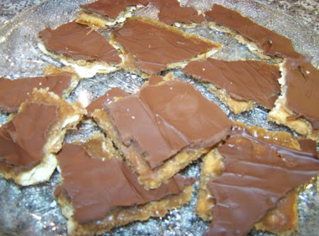 Chocolate Crack Recipe