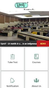 VproV Institute - náhled