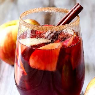 Honeycrisp Apple Sangria.