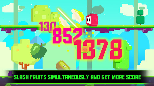 Fruity Slash 1.0 screenshots 1