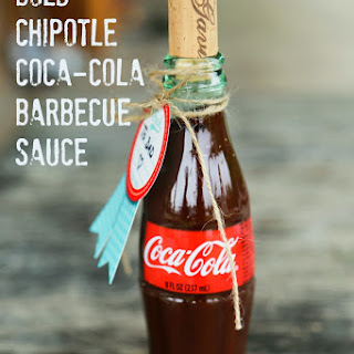 Bold Chipotle Coca-Cola Barbecue Sauce Recipe