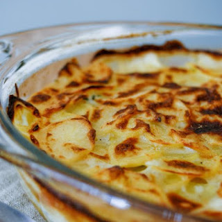 Gratin Dauphinois (Potato Gratin)