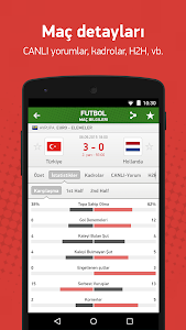 FlashScore Türkiye screenshot 2