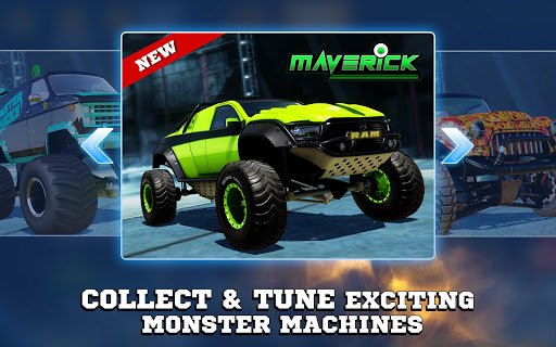 Monster Trucks Racing 2020 apkpoly screenshots 12