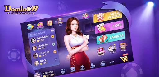 Hasil gambar untuk gambar game android domino qiuqiu awesome online card game
