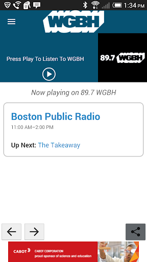 WGBH News and Culture
