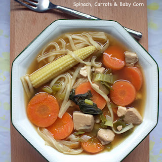 Udon Noodle Soup With Tofu Recipes