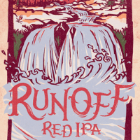 Logo of Odell Runoff Red IPA