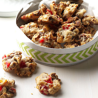 Candied Fruit Cookies.