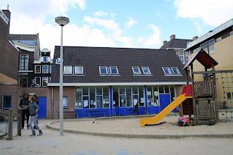 Photo: De speeltuin van Ons Genoegen, april  2010