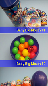 Baby Big Mouth screenshot 2