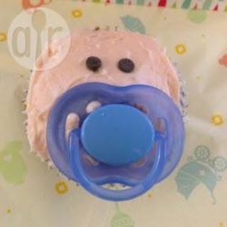 Baby Cupcake Met Speen