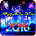 New Year Fireworks 2016 icon