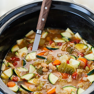 Slow-Cooker Minestrone.