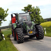 Jigsaw Puzzles Tractor Fendt